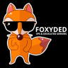 Foxyded support